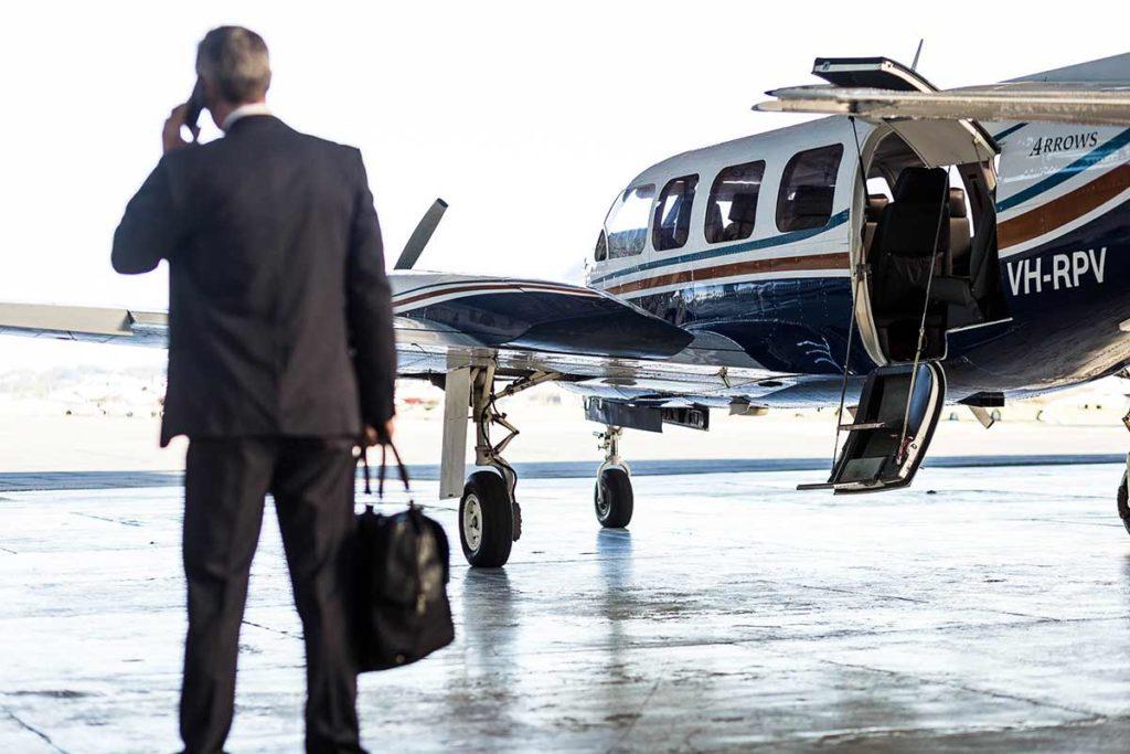 Sky Dance aircraft charter