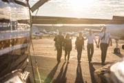 Archerfield departure