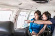 Brisbane scenic flights - Stanthorpe winery experience - Sky Dance