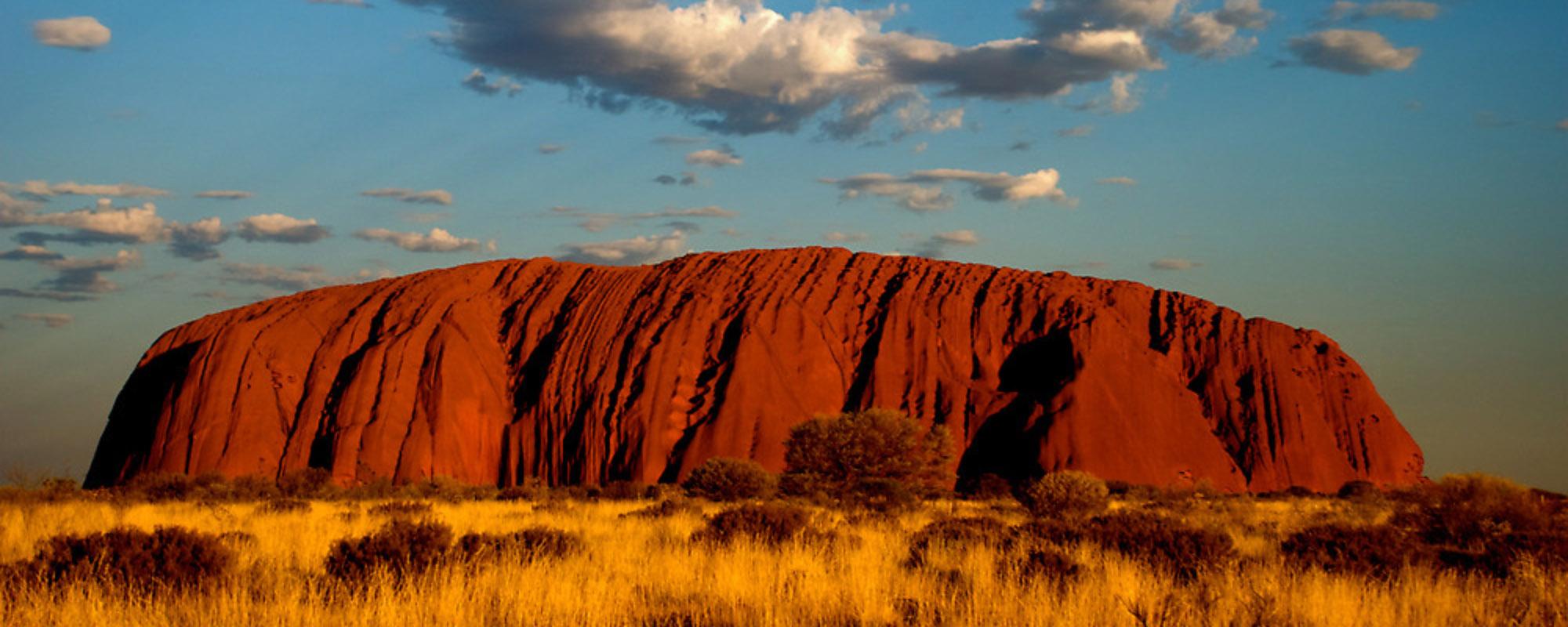 Ayers Rock - Uluru - Outback air safaris with Sky Dance. Uluru air adventure