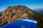 Border Ranges scenic flight