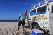 Stradbroke Island Adventure - Barefoot Dave